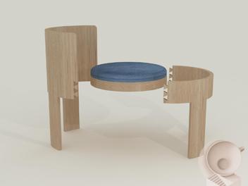 Cadira Kayu