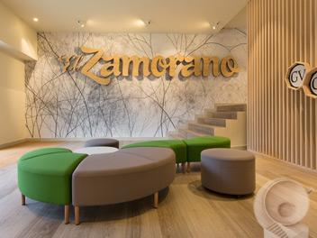 Oficinas El ZAMORANO 2018